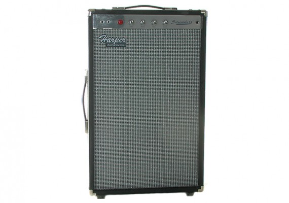Silvertube-25 12″ + 10″ Guitar Amplifier